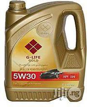 G- Life Gold Fully Synthetic Premium 5W30 Motor Oil | Vehicle Parts & Accessories for sale in Rivers State, Port-Harcourt