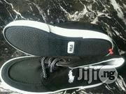 Black Ankle Polo Ralph Lauren Sneakers for Men | Shoes for sale in Lagos State, Lagos Island