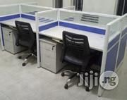 Office 4-man Workstation Table | Furniture for sale in Lagos State, Lekki Phase 2