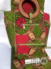 Well Designed Imported Ankara Bags With 6yards Wax And Purse I | Bags for sale in Benue State, Gboko