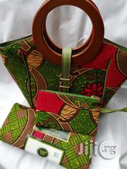High Quality Imported Ankara Bags With 6yards Wax & Purse Xiii | Bags for sale in Anambra State, Onitsha