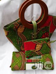 High Quality Imported Ankara Bags With 6yards Wax Purse Xiv | Bags for sale in Anambra State, Onitsha
