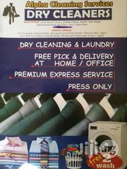 Dry Cleaning And Laundry Services With A Difference | Cleaning Services for sale in Lagos State, Lekki Phase 1