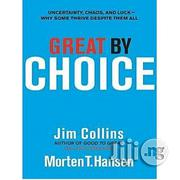 Great By Choice. Jim Collins | Books & Games for sale in Lagos State, Oshodi-Isolo