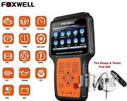 Foxwell Nt650 Obd2 Car Diagnostic Tool Abs Airbag Sas Epb Dpf Tpms Oil Reset Injector | Vehicle Parts & Accessories for sale in Abuja (FCT) State, Wuse 2
