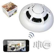 Wifi Smoke Detector Camera With Battery Backup | Safety Equipment for sale in Lagos State, Ikeja