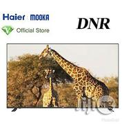 Mooka Haier Mooka 55-inch Smart LED UHD TV With A-class Screen - Black | TV & DVD Equipment for sale in Bayelsa State, Kolokuma/Opokuma