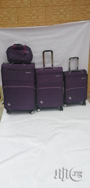 Swiss 4 in 1 Luggage | Bags for sale in Lagos State, Ikeja