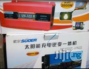 Suoer Power Inverter 2000watts   Electrical Equipment for sale in Lagos State, Ojo
