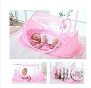 Happy Baby Baby Bed With Net Pop Up Style Dotted | Children's Furniture for sale in Lagos State, Lagos Island