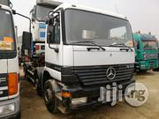 European Used Man Dsl, M/Benz Roll On Roll Off Waste Disposal Trucks | Trucks & Trailers for sale in Lagos State, Amuwo-Odofin