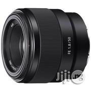 Sony E Lens 50mm Full Frame | Accessories & Supplies for Electronics for sale in Lagos State, Ikeja