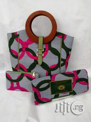 Huge Discount On Imported Ankara Bags With 6yrd Wax And Purse Iii | Bags for sale in Rivers State, Port-Harcourt