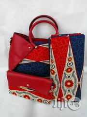 Huge Discount on Imported Ankara Bags With 6yrd Wax and Purse Xxxiii | Bags for sale in Abia State, Umuahia