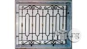 Wrought Iron Window Protector | Windows for sale in Rivers State, Port-Harcourt