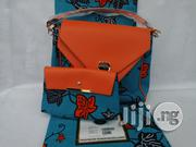 Fabric Bag With 6yrds Wax Purse on a Discount Price to Re-Seller/Bulk Buyers Xxvi   Bags for sale in Imo State, Owerri