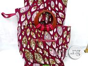 Quality Ankara Bag With 6yrds Wax And Purse On A Discount Price As A Bulk Buyer Ii   Bags for sale in Imo State, Owerri