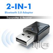 Bluetooth Adapter Wireless Audio Transmitter/Receiver For Phone,TV,PC | Accessories & Supplies for Electronics for sale in Abuja (FCT) State, Lugbe District