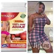 Aguaje Complex Best Butt Hip And Breast Enlargement Supplement | Sexual Wellness for sale in Lagos State, Victoria Island