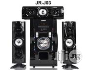 Jerry Power J03 Home Theater System   Audio & Music Equipment for sale in Lagos State, Ipaja