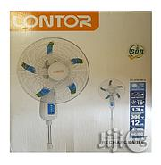"Lontor 16"" Rechargeable Standing Fan 