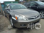 Honda Accord 2.4 Type S 2005 Gold | Cars for sale in Lagos State, Apapa