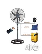 "Qasa 18"" AC/DC Standing Fan 