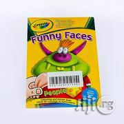 Crayola Funny Face Sku: Cra7348 | Stationery for sale in Lagos State, Surulere