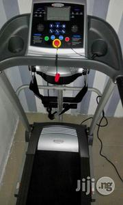 New USA Fitness 2HP Treadmill With Massager, Mp3 Player And Incline | Massagers for sale in Rivers State, Ikwerre