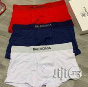 Balenciaga Men's Designers Boxers | Clothing for sale in Lagos State, Lagos Island