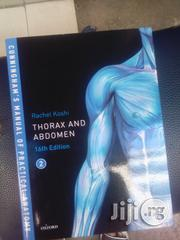 Cunningham's Manual Of Prctical Anatomy | Books & Games for sale in Lagos State, Surulere