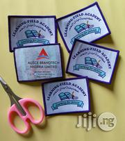 Woven Badge School Badges | Manufacturing Services for sale in Lagos State, Ikeja