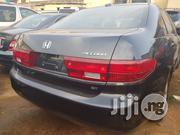 Honda Accord 2005 2.4 Type S Automatic Black | Cars for sale in Lagos State, Ikeja