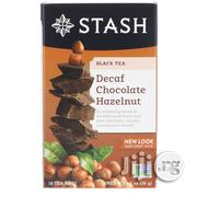 Black Tea - Decaf Chocolate Hazelnut - 18 Tea Bags - 1.2 Oz - 36g | Meals & Drinks for sale in Lagos State