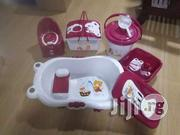 Baby Bathset With Bather   Baby & Child Care for sale in Lagos State, Lagos Island