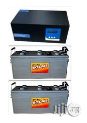 Sinergy 2.5KVA Inverter With 2 210ah Batteries | Electrical Equipment for sale in Lagos State, Ikeja