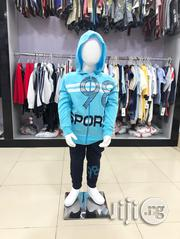 Quality Hooded Tracksuit For Kids | Children's Clothing for sale in Lagos State, Ikeja