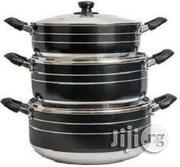 6pcs Non Stick Cooking Pot | Kitchen & Dining for sale in Lagos State, Ikeja