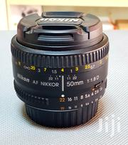 Nikon 50mm F1.8D Prime Lens | Accessories & Supplies for Electronics for sale in Lagos State, Ikeja