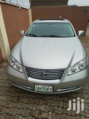 Lexus ES 350 2008 Silver | Cars for sale in Edo State, Ikpoba-Okha