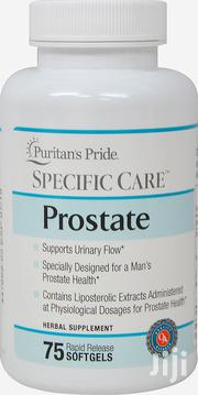 Puritan's Pride Specific Care Prostate With 75 Release Capsules | Vitamins & Supplements for sale in Abuja (FCT) State, Wuse 2