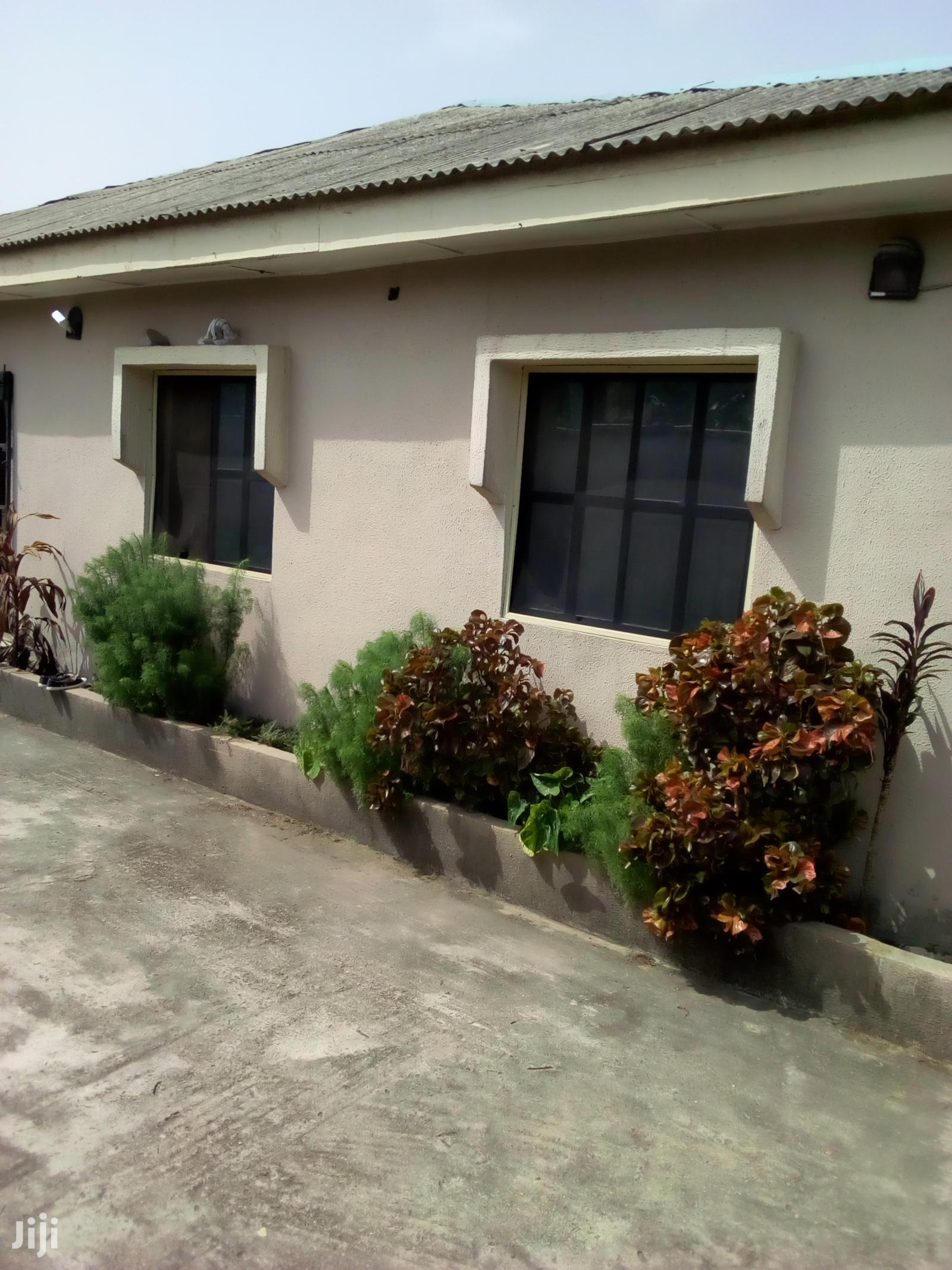 Clean 3 Bedroom Bungalow At Alaran Unity Estate Mowo Badagry For Sale.