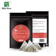 Effective Flat Tummy Tea With Moringa - 28 Premium Tea Bags | Vitamins & Supplements for sale in Abuja (FCT) State, Guzape District