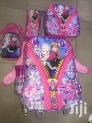 Frozen 5 In 1 Children Trolley Bag (6-12)Years | Babies & Kids Accessories for sale in Lagos State, Amuwo-Odofin