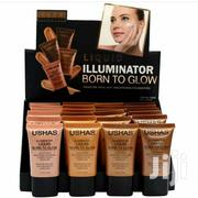 Ushas Born To Glow Liquid Illuminator | Makeup for sale in Lagos State, Ikorodu