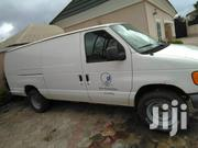 Ford E-350 2007 Van Super Duty Extended White | Trucks & Trailers for sale in Imo State, Owerri