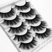5 Pairs False 3D High Definition, Extra Volume Eyelashes | Makeup for sale in Lagos State, Alimosho
