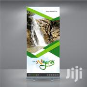 Roll Up Banners | Computer & IT Services for sale in Lagos State