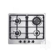 ZITALO 60cm 4- Burner Stainless Gas Hob | Kitchen Appliances for sale in Lagos State, Orile