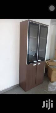 Pure Wooden 2doors Bookshelf | Furniture for sale in Lagos State, Ojo